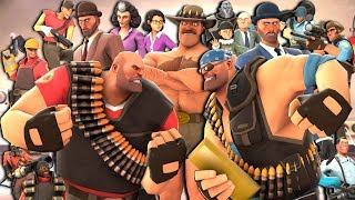 The Lore of Team Fortress 2   Part 1 by Waylon