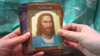 Review of Doreen Virtue's Ascended Masters Oracle Cards