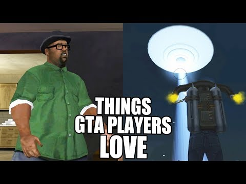 Things Players LOVE About GTA San Andreas
