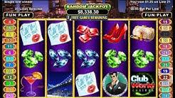Club World Casinos Slot Machine Bonus Round