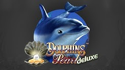 Dolphin's Pearl deluxe video slot from Novomatic