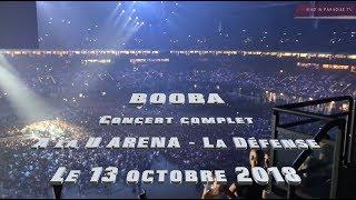 vuclip BOOBA - CONCERT COMPLET A LA U-ARENA DE LA DEFENSE- LE 13.10.18 + GUESTS BY MAD'IN PARADISE VISION