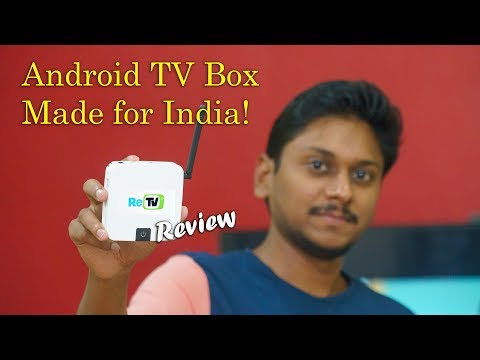 Android TV Box Made for India!
