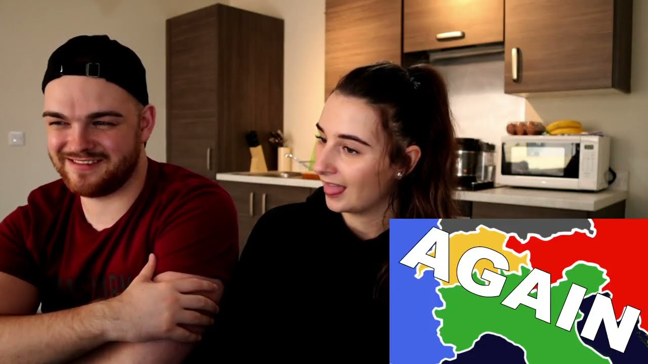 Download British Couple React to - WW2 - OverSimplified (Part 1)