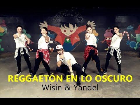 REGGAETÓN EN LO OSCURO // Wisin & Yandel // Zumba // Coreografia // Cia Art Dance