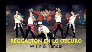 ReggaetÓn En Lo Oscuro  Wisin & Yandel  Zumba  Coreografia  Cia Art Dance