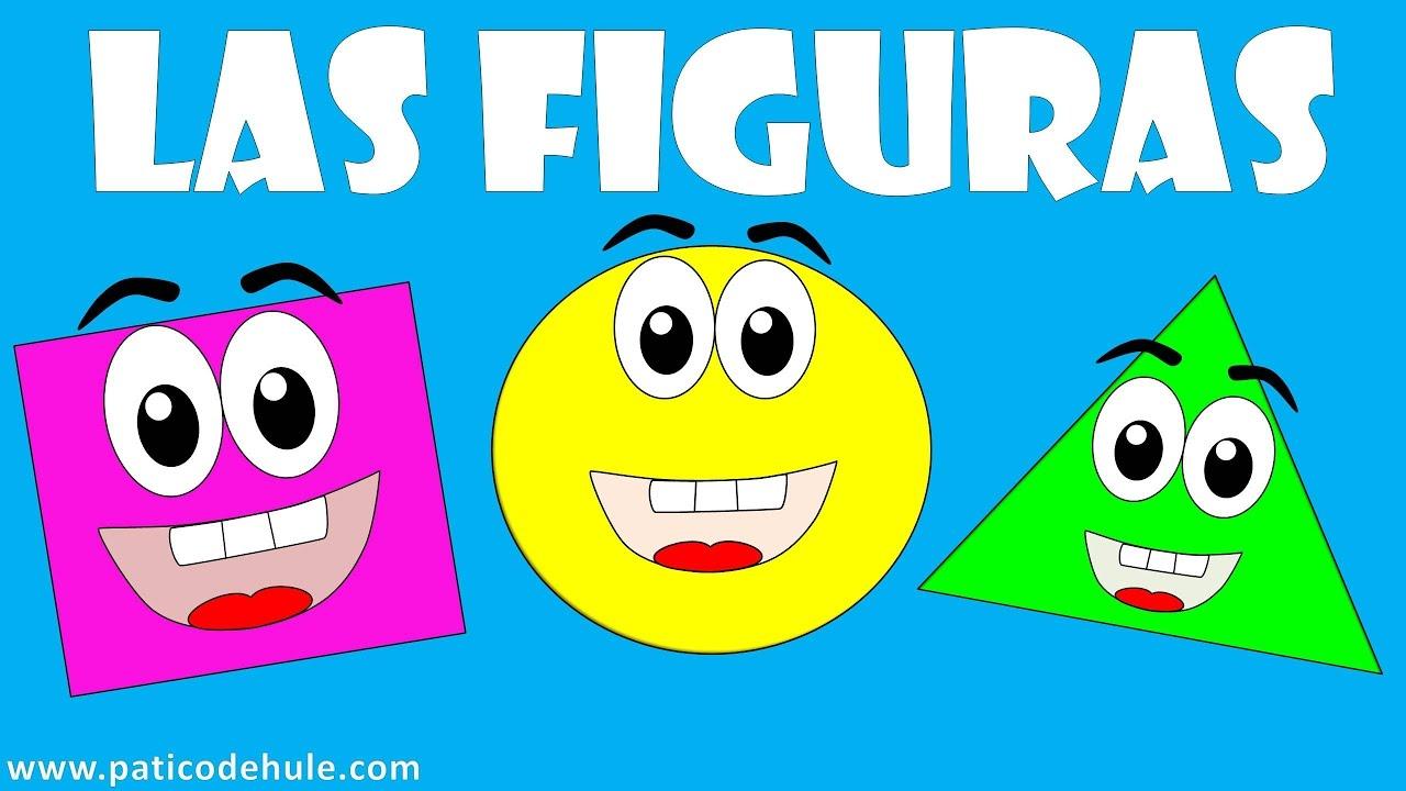 Figuras Geometricas Para Ninos Formas Y Figuras Para Ninos Youtube