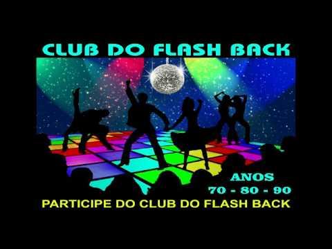 CLUB DO FLASH BACK  2 TUNEL DO TEMPO  DEMO - DJ XTREMME D