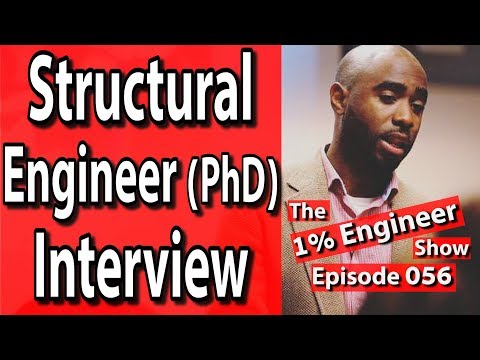 Structural Engineer Interview | Is Civil Engineering A Good