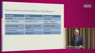 Führung, Gesundheit und Produktivität (Prof. em. Dr. Bernhard Badura)