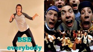 Backstreet Boys 'everybody/backstreets Back' Dance Tutorial  Andreakswilson