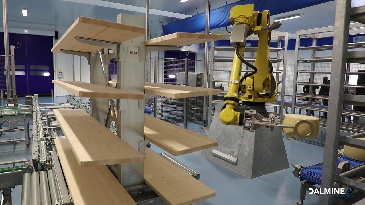 Dalmine logistic solutions magazzino automatico per for Zanette spa