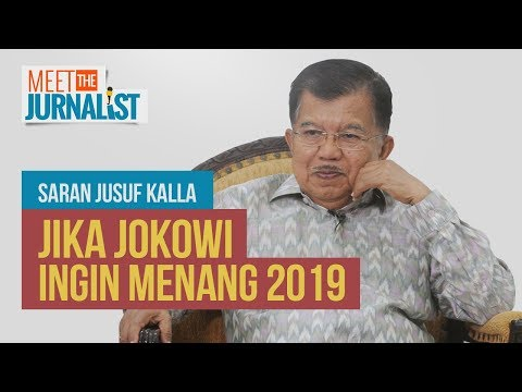 Jika Jusuf Kalla jadi Jokowi : Meet The Journalists [Part 2]