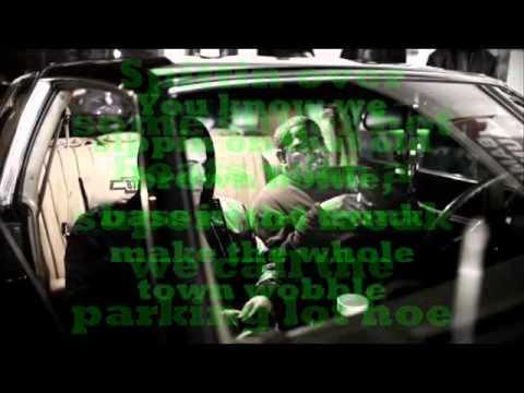 YelaWolf - Pop The Trunk (With Lyrics)