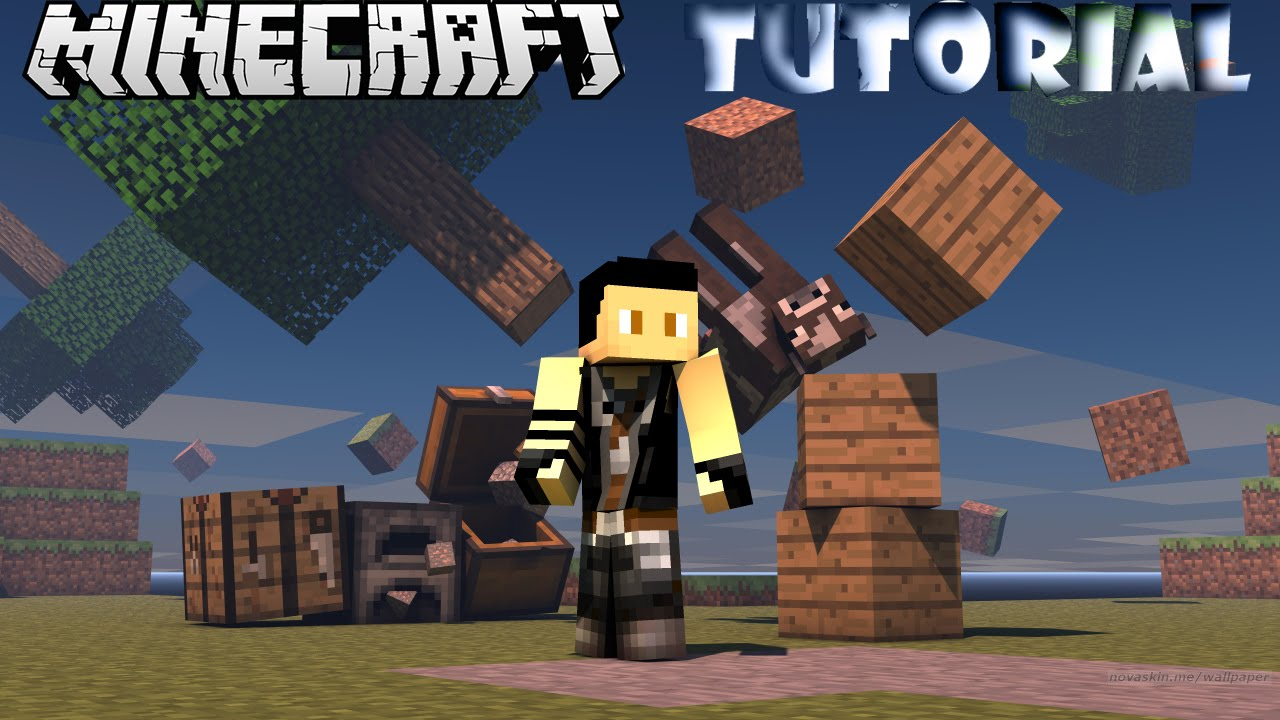 Download MinecraftTutorial || Como fazer Creepers NÃO Explodir Blocos (SEM MODS)