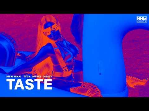 Nicki Minaj, Tyga, Offset & G-Eazy - Taste [MASHUP]