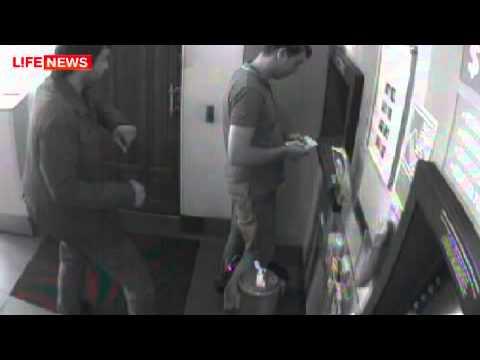 Ограбившего клиента Альфа банка задержали в Москве
