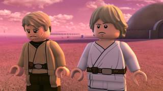"""LEGO STAR WARS: Droid Tales - Show Clip #1 """"Non-Exploded Droid"""""""