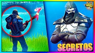 6 SECRETS YOU DIDN'T KNOW About Executor (Skin Road Trip) Fortnite: Battle Royale [BySixx]