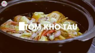 Tôm kho tàu - Món ngon của nhà giàu ngày xưa