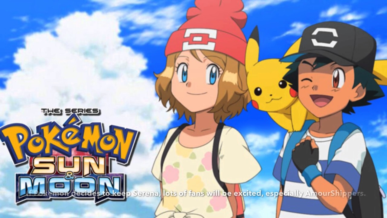 Why Serena Will Return To The Pok 233 Mon Sun And Moon Anime Positives