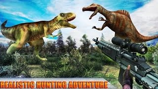 Jungle Dino Hunting 3D - Android Gameplay HD