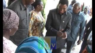Waziri mkuu auagiza uongozi wa wilaya ya Tanganyika kuwaondoa wananchi waliovamia maeneo ya hifadhi.