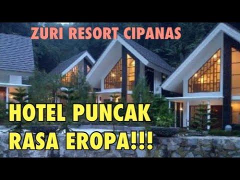 REVIEW HOTEL PUNCAK GRAND ZURI RESORT
