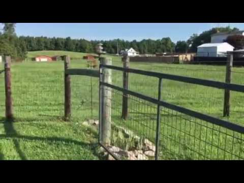 TBC's Farms new privacy fence projects! Thanks to Joe Steinruck of Steinruck LLC out of Buckingham,