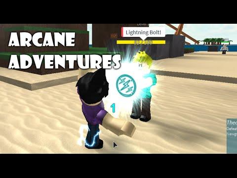 how to swim in arcane adventures