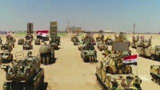 مناورات ״النجم الساطع״ تستمر لعشرة أيام في قاعدة محمد نجيب العسكرية