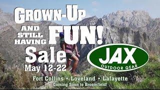 Jax Outdoor Gear Camping Kick-Off Sale