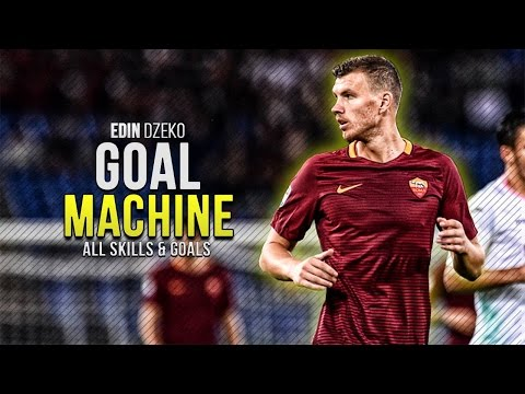 Edin Dzeko - Goal Machine - All Goals & Skills 2016/2017 - HD