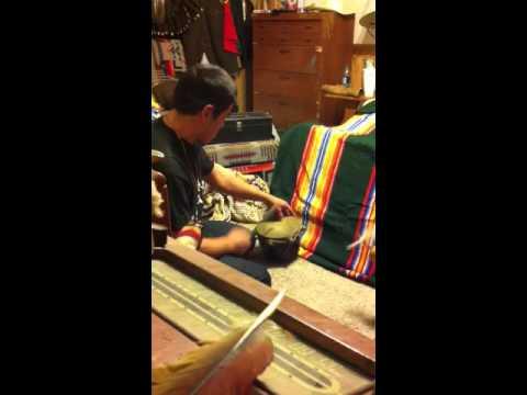 John David n baby Geoff - YouTube