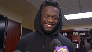Julius Randle On Andre Ingram's debut