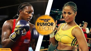 Laila Ali Says She'd Come Out of Retirement to Fight Claressa Shields Amid Ongoing Beef