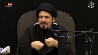 السيد منير الخباز - وظيفتنا المحافظة على حجاب نساءنا وبناتنا وارحامنا
