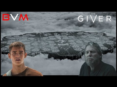 Book Vs. Movie: The Giver