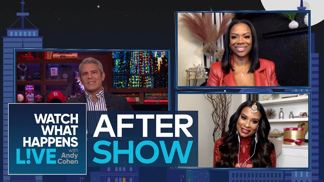 After Show: Kandi Burruss on Her New Lifetime Movie | WWHL