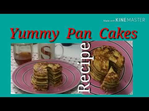 Pancake/ stack cake, super delicious and easy to make.How to make pancakes.