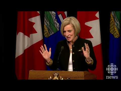 """Enough is enough"" - Alberta Premier Notley responds to BC attempt to halt Trans Mountain pipeline"
