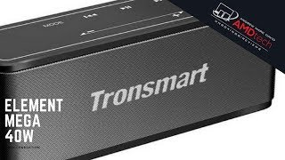 Tronsmart Element Mega Bluetooth Speaker:  40W Mini Powerhouse