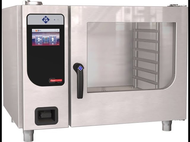 MKN Flexi Combi Oven - Introduction Video