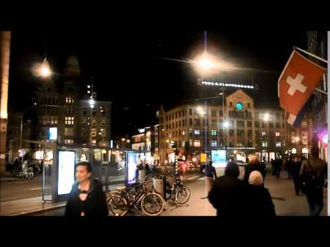 Walking from Amsterdam Centraal to Dam Square, Netherlands | Amsterdam Red Light District