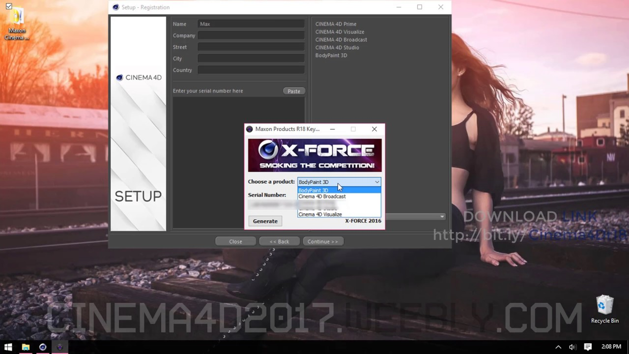 How to setup Cinema 4D R18 🔹2018