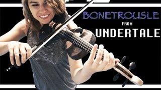 Download Undertale: Bonetrousle (Violin Cover) Taylor Davis Mp3