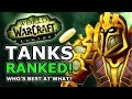 Legion Tanks Ranked! Most Fun, Best Numbers, Easiest To Play, Who's Best At What?