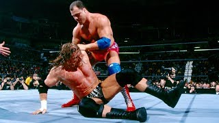 Kurt Angle and Triple H's tumultuous history - WWE Playlist
