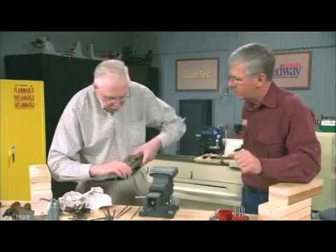"""Gunsmithing - British Side-by-Side Shotguns How to Rejoin and Bring the gun """"Back on Face"""""""