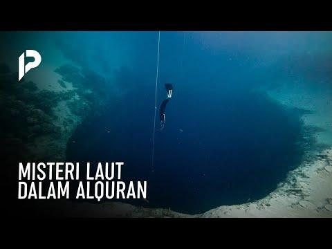 Subhanallah, Ini Fakta Dasar Laut Gelap yang Disebutkan di Al Quran